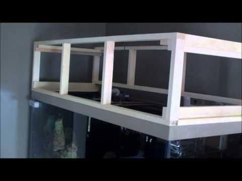 DIY Aquarium Canopy Build - Update