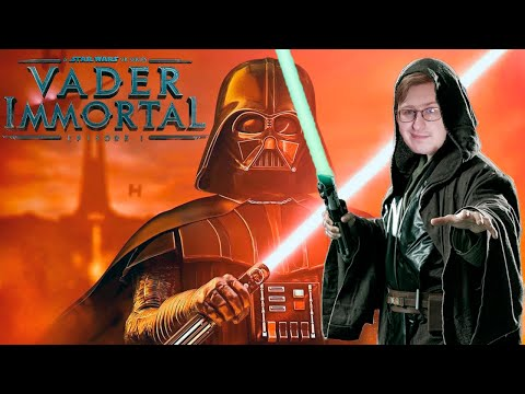 Feel like a Jedi - Star Wars: Vader Immortal Episode 1