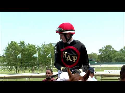 video thumbnail for MONMOUTH PARK 5-25-19 RACE 2