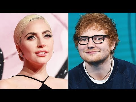Ed Sheeran RETURNS To Twitter After Lady Gaga Fans Drive Him Off