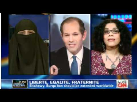 Mona Eltahawy on France's banning of face veils