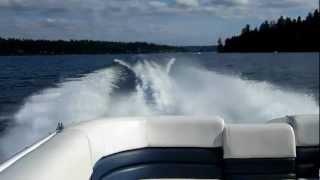 Fast boat 2, Fun on Lake Washington. 70 mph