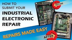 How To Submit Your Industrial Electronic Repair