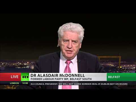 Alasdair McDonnell: Brexit vote was a disaster for Britain