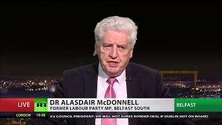 Alasdair McDonnell​: Brexit vote was a disaster for Britain