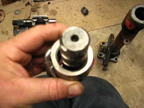 Massey 135 tractor with broken steering box repair  YouTube