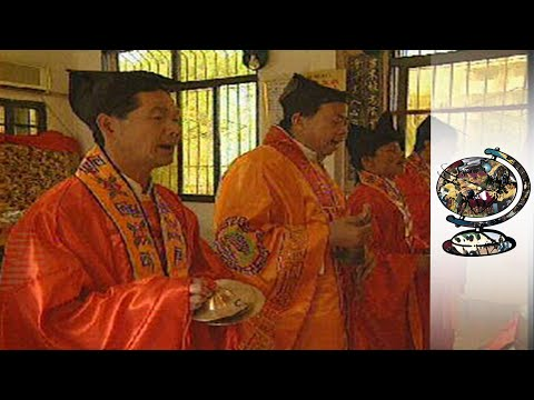China's Folk Religion Revival (1999)