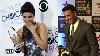 Akshay Kumar REACTS after Priyanka Wins Award For Quantico
