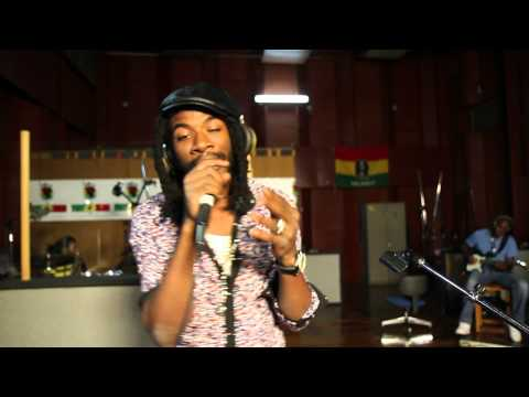 Gyptian performs Number (Live at Tuff Gong Studios)