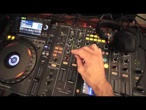BEGGINER DJ LESSON LOOKING AT THE LOW PASS FILLTER - ellaskins  - kWJmUhT6PHc -