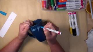 calligraphy tutorial