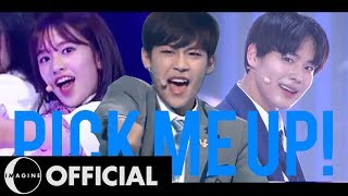PICK ME UP! [_지마/내꺼야/나야나/PICK ME] PROUCEX101/48/101 MASHUP [BY IMAGINECLIPSE]