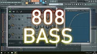 простой, но действенный способ синтеза 808-го баса в FL Studio