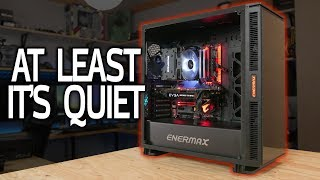 Quietly Flawed: Enermax Equilence Case Review