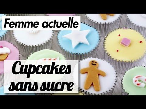 des-cupcakes-de-noël-sans-sucre---recette-diététique