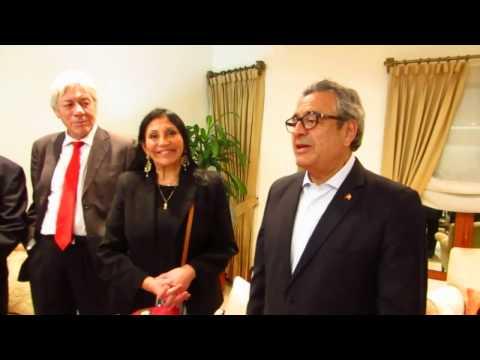Peru Andino en QATAR- Doha 22 abril 2017 - N° 1