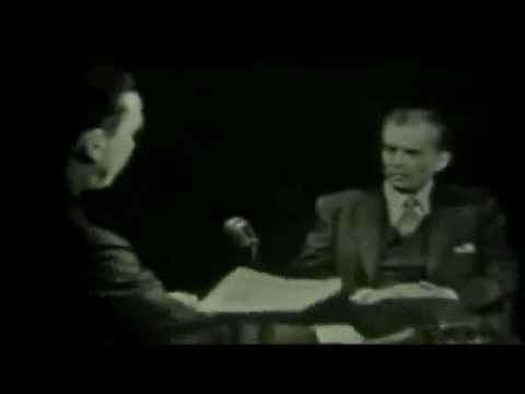 ABC News: Aldous Huxley 1958 Brave New World Interview