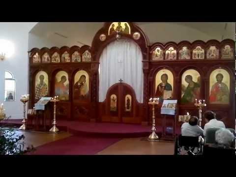 St. Mark American Orthodox Church Bradenton Florida