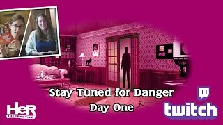 Nancy Drew: Stay Tuned for Danger [Day One: Twitch] | HeR Interactive