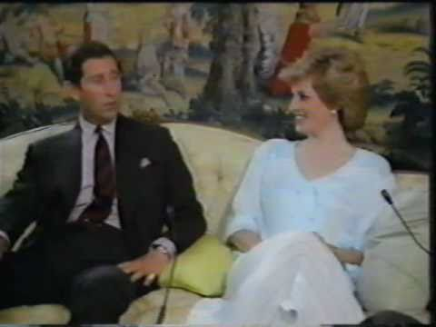 Interview: Charles & Diana together (Part V)