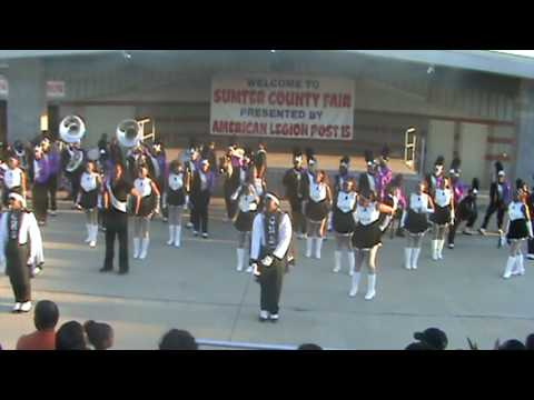 Crestwood High School Marching Knights @ Sumter County Fair