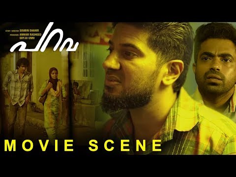 Parava Movie Scene | Soubin Shahir | Dulquer Salmaan | Anwar Rasheed Entertainment