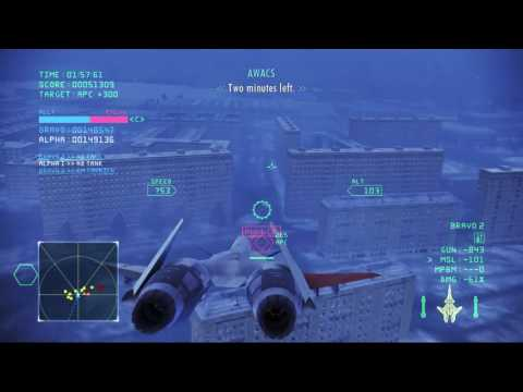 #36 Ace Combat Infinity Coop Moscow Hard