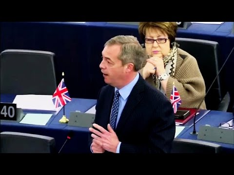 Farage: A Vote to Remain is a Vote for Turkey