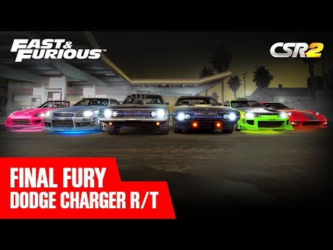 CSR2 | FAST & FURIOUS FINAL FURY | DODGE CHARGER R/T