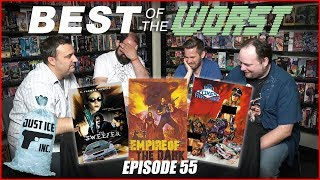 Best of the Worst: The Sweeper, Empire of the Dark, and Mad Foxes