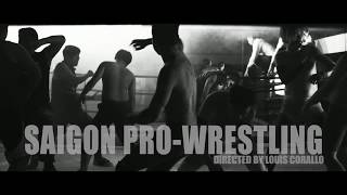 Saigon Pro-Wrestling : commercial (Eng subs)