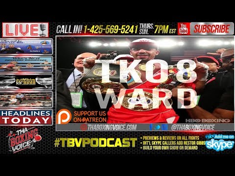 Andre Ward Defeats Sergey Kovalev by Controversial TKO, Was Win Legit?
