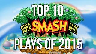 Top 10 Super Smash Bros 64 Plays of 2015 - SSB64