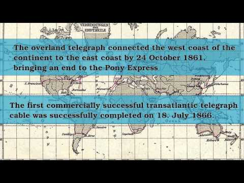 A short introduction to Electrical Telegraph