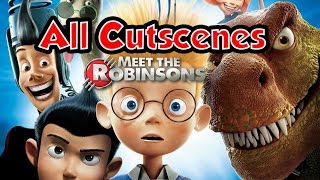 Meet the Robinsons All Cutscenes | Full Game Movie (X360, Wii, PS2, GCN)