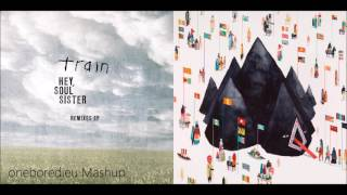 Silver Sister - Train vs. Young The Giant (Mashup)