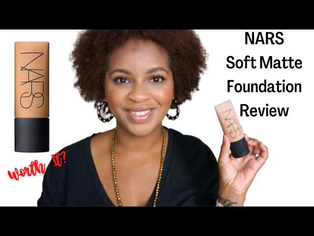 NARS Soft Matte Foundation First Impression & Review   Cadiz & Caracas