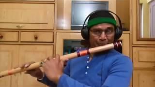 aye ajnabi tu bhi kabhi awaj de kahin se अऐ अज़नब त भ कभ आव ज़ द कह स dil se flute cover