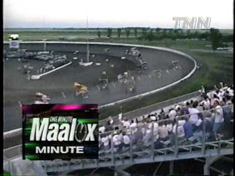 """1998 World of Outlaws """"Duel in the Dakotas"""""""