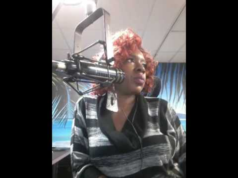 Rene's Steppin Out on Faith show Live WVIIE 107.3FM US VIRGIN ISLANDS RADIO WE CAN SEE