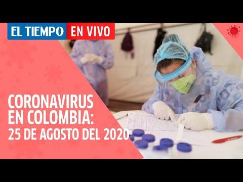 Coronavirus en Colombia: Hoy se reportaron 277 fallecimientos en el país y 10432 nuevos contagios.