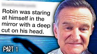 The Hidden Signs Left by Robin Williams in His Final Days. We've All Missed Them.