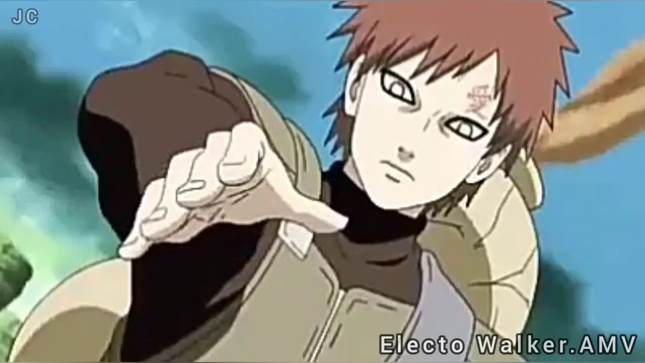Gaara_ (AMV) _Alan Walker _faded