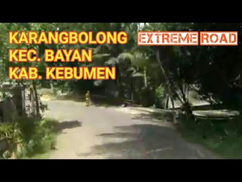 jalan-ke-pantai-karangbolong---travel-vlog-kroya-ke-karangbolong-(-traveling-indonesia-)