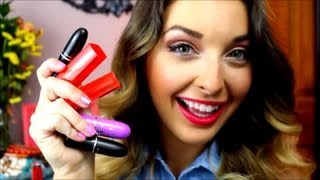 Top 5 Bright Lipsticks for Summer: Collab with ColorSweptBeauty Thumbnail