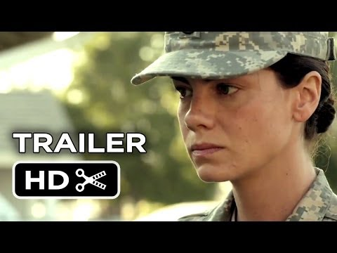 Fort Bliss   1 2014  Michelle Monaghan War Drama HD