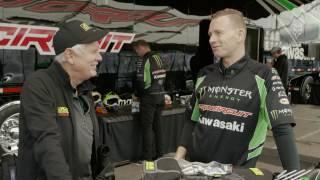 Mechanix Wear Pit Talks: Pro Circuit Kawasaki Mechanic Olly Stone