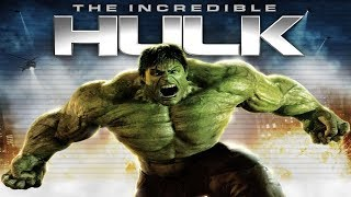 The Incredible Hulk Gameplay Walkthrough Complete Game