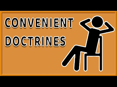 Convenient Doctrines and the Search for Truth