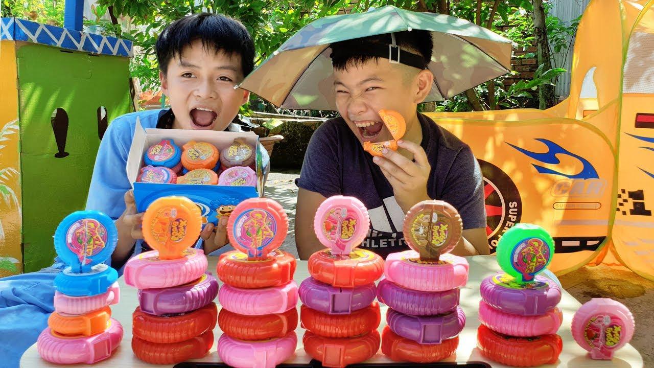 Trò Chơi Hubba Nhà Giàu Bubba Nhà Nghèo ❤ ChiChi TV ToysReview ❤ Đồ Chơi Trẻ Em kids Hubba Bubba